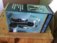New automatic portable shoe polish kit