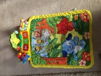 VTEC baby play mat with songs and sounds