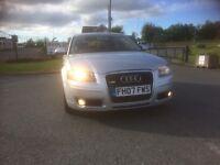 Audi A3 1.6 petrol sport 2007 low miles 3 door full service history