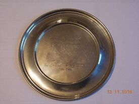 Revolution House Plate