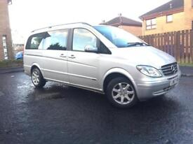 Mercedes Benz Viano 2.2 CDI 8 Seater