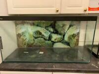3ft glass tank *** tank only ***