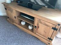 TV Stand & Matching Side Table