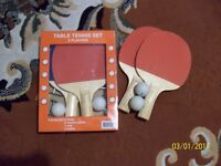 Table Tennis Pack (x2)