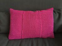 Pink Cushions (x2)