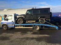 CAR,4X4,VAN RECOVERY,CAR TRANSPORT SERVICES LONDON