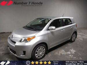 2011 Scion xD |Power Group, AUX, 5-Speed Manual!