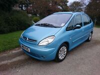 Excellent top spec MPV with a full 12 months M.O.T.