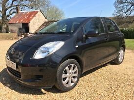 2008 Toyota Yaris 1.3 TR 57k 8 Toyota Service Stamps Superb Condition NEW MOT on Sale Just Serviced