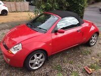 Great condition Ford StreetKa 1.6 with low milage with Luxury pack - relisted due to timewaster