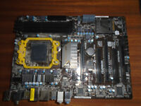 AS Rock 990 FX Extreme 3 motherboard