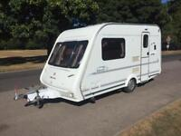Compass Rallye 430/2 motor mover just 890kg
