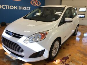 2015 Ford C-Max Hybrid SE 6L/100 KM!  POWER GROUP/ HEATED SEA...