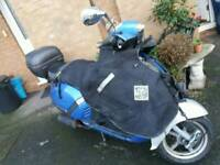 2014 Lambretta 125N low mileage