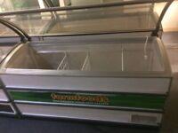 Ice Cream Fridge Freezer With Free Delivery