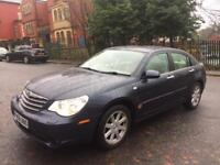 2009 CHRYSLER SEBRING ** CREME LEATHER INTERIOR AUTO LIGHTS HEATED SEATS **