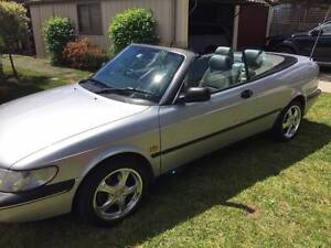 1996 Saab 900 Convertible Richardson Tuggeranong Preview