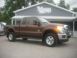 2012 Ford F-250 POWERSTROKE/74KM!!