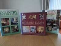 Books for Soft Furnishings and Home Decorating Ideas