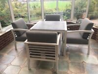 Conservatory Table & Chairs - Looking for a new home !!!