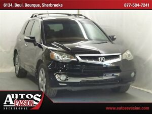2007 Acura RDX Technology Package + CUIR + TOIT + NAV + BLUETOOT