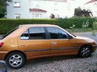 Peugeot 306 1.6 petrol