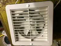 We have two extractor fans for sale