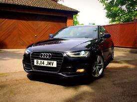 Audi A4 S-Line TDI Auto 2014 amazing Condition