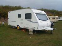 Sprite Major 6 Touring Caravan 2008 6 Berth