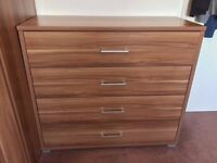 *** LOOK chest draw with matching wardrobe set bargain ***