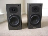 TANNOY Mercury M2, sound excellent. Drivers perfect, cabinets need work Perfect for garage/man cave
