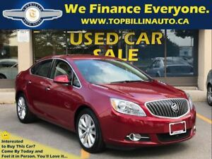 2014 Buick Verano LEATHER, Accident Avoidance, BACKUP CAM 42K km