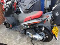 Aprilia SR125 Motard Scooter 125cc