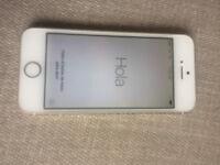 iPhone 5s Rose Gold 16gb Used 16gb