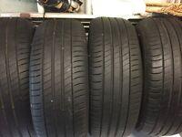 Set of 4 x 205/55 R16 91V Primacy 3 Car Tyres