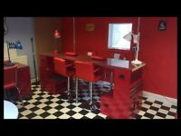 Nail bar spaces to rent for qualified technicians