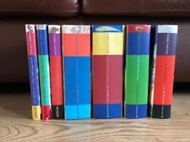 Harry Potter Complete Set 1-7 Books Hardback