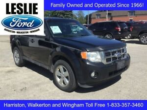 2012 Ford Escape XLT   4X2   Sold and Serviced By Us!
