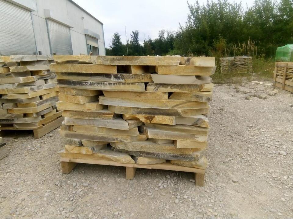 Solnhofener Naturstein - viele Möglichkeiten z. B. 35 qm in Bayern - Solnhofen