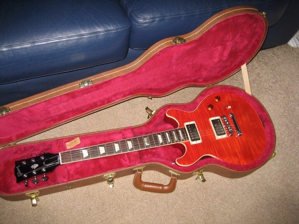 Gibson Les Paul Classic Double Cut 2014 **£150 PRICE REDUCTION**