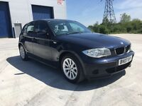 2007 BMW 118D SE Full Mainly Main Dealer History New MOT Manual Mint Condition