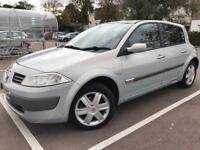 Renault Megane 1.5 DCi Long MOT £30 Tax