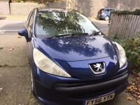 Peugeot 207 Very Cheap Must Go - £900 Open to Offers