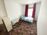 Double room to rent in East Croydon Station. ALL BILLS INCLUDED. NO DEPOSIT REQUIRED.