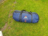 Wynnster Satellite 12 Tent + Ground Sheets