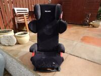 5 x recaro car seats