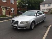 2005 AUDI A6 SALOON 2.7 TDI 6 SPEED MANUAL