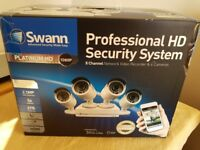 SWANN PROFESSIONAL HD SECURITY SYSTEM