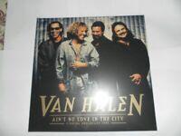 Van Halen aint no love in the city.
