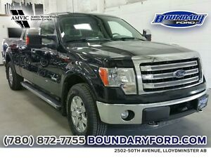2013 Ford F-150 4WD SuperCrew Lariat